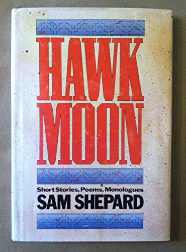 9780933826229: Hawk Moon: Short Stories, Poems, and Monologues (PAJ Books)