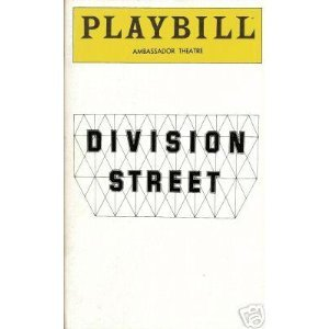 9780933826298: Division St. and Other Plays (PAJ Books)