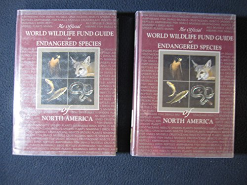9780933833173: The Official World Wildlife Fund Guide to Endangered Species of North America/Volumes 1 and 2