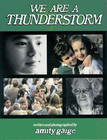9780933849273: We Are a Thunderstorm