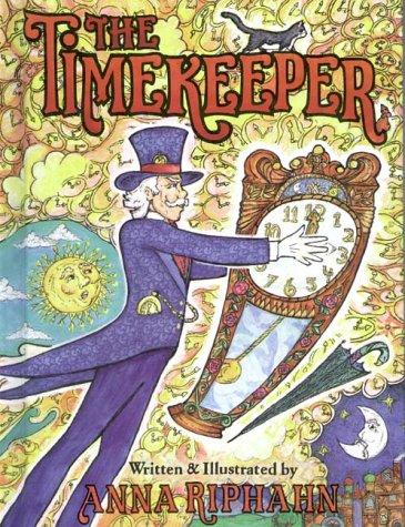 The Timekeeper: Riphahn, Anna