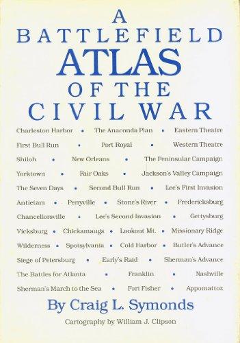 9780933852402: A Battlefield Atlas of the Civil War