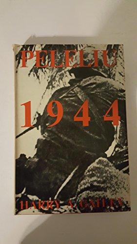 9780933852419: Peleliu: 1944