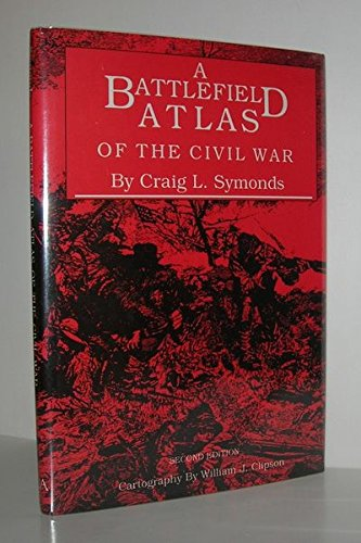 9780933852495: A Battlefield Atlas of the Civil War