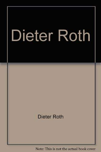 Dieter Roth.