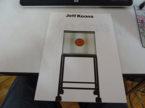 9780933856301: Jeff Koons