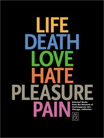 Life, Death, Love, Hate, Pleasure, Pain: Staci Boris; Sylvia