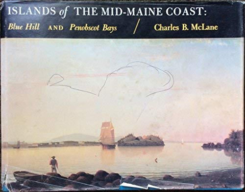 9780933858008: Islands of the Mid-Maine Coast: Blue Hill and Penobscot Bays