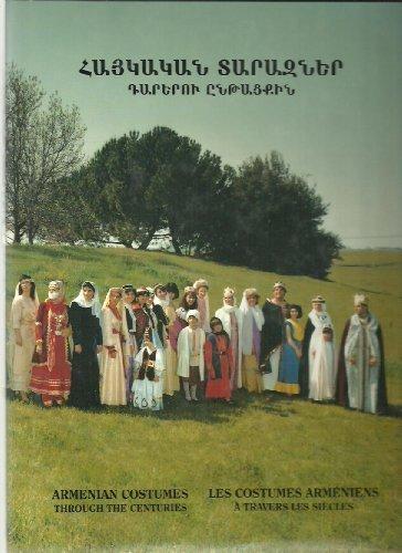 9780933875012: Armenian Costumes Through the Centuries