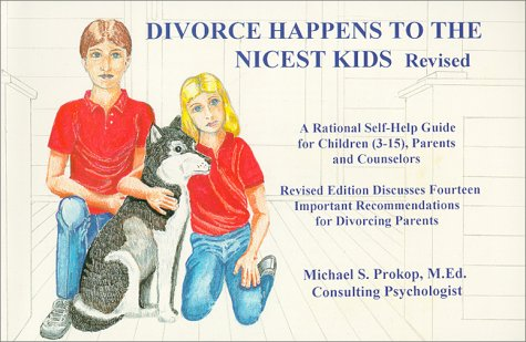 9780933879416: Divorce Happens to the Nicest Kids: A Self Help Book for Kids