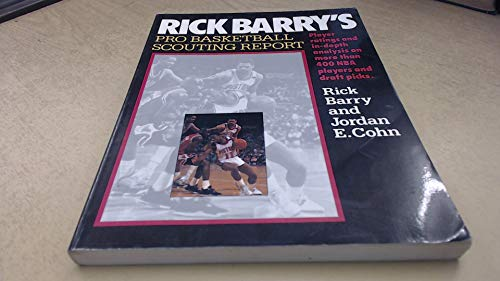 Pro Basketball Scouting Report 1989-90 (9780933893818) by Rick Barry; Jordan E. Cohn