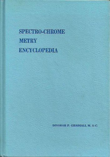 9780933917088: Title: SPECTRO-CHROME METRY ENCYCLOPAEDIA