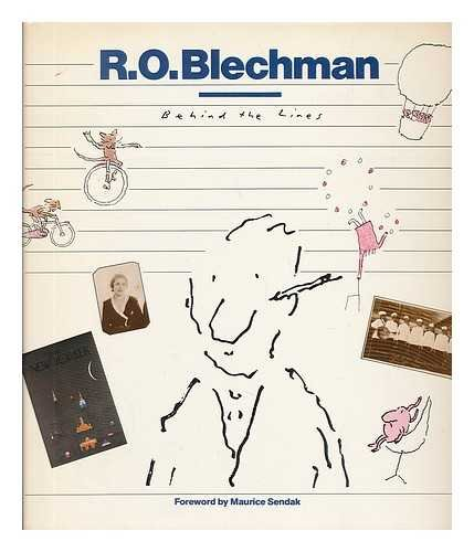R.O. Blechman: Behind the Lines