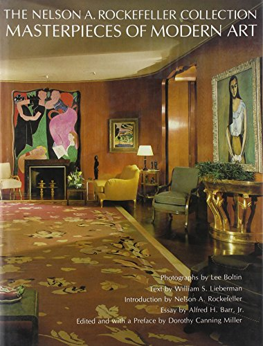 Nelson A. Rockefeller Collection: Masterpieces of Modern Art: Boltin, Lee; Miller, Dorothy Canning;...