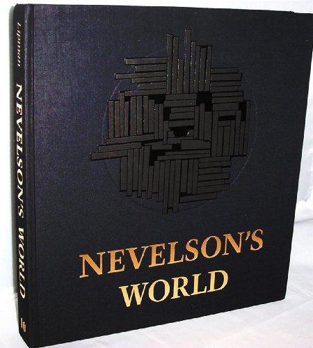 Nevelson's World: Lipman, Jean