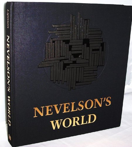 Nevelson's World (9780933920330) by Jean Lipman