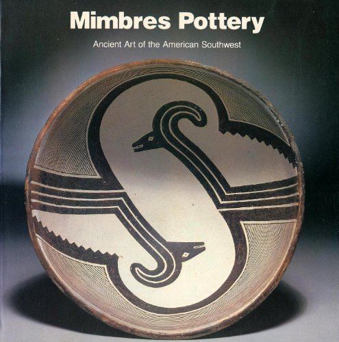 9780933920477: Mimbres Pottery: Ancient Art of the American Southwest : Essays