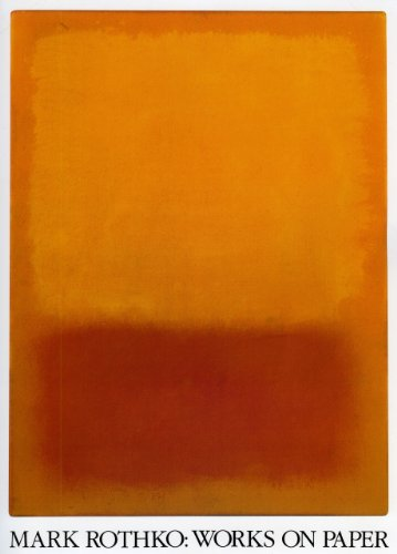 9780933920538: Mark Rothko: Works on Paper