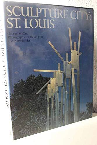 Sculpture City, St. Louis: McCue, George