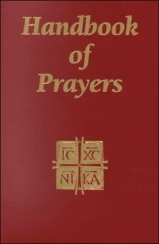 9780933932609: Handbook of Prayers