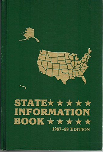 9780933937031: State Information Book 1987-1988