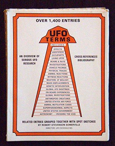 UFO terms: Somerville, Robert Stevenson