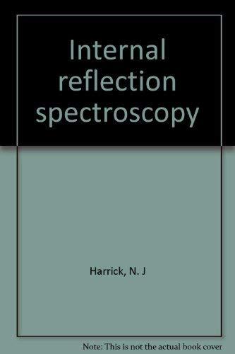 INTERNAL REFLECTION SPECTROSCOPY: HARRICK, N.J.