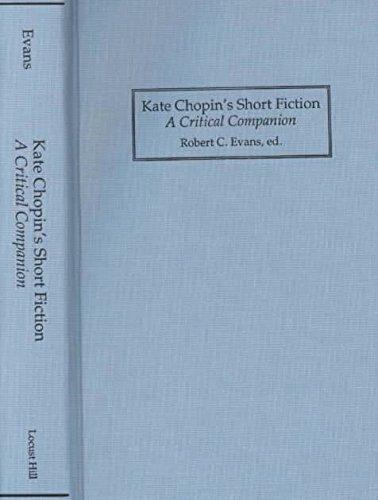 9780933951983: Kate Chopin's Short Fiction: A Critical Companion