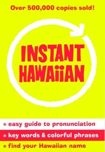 9780933978010: Instant Hawaiian (Hawaiian Edition)