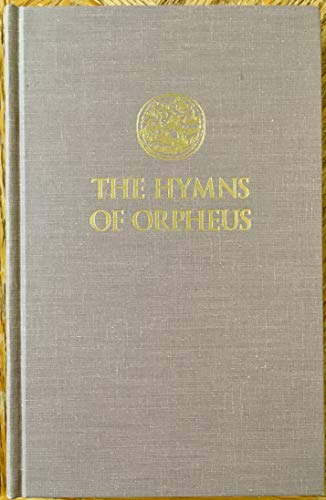 9780933999404: Hymns of Orpheus