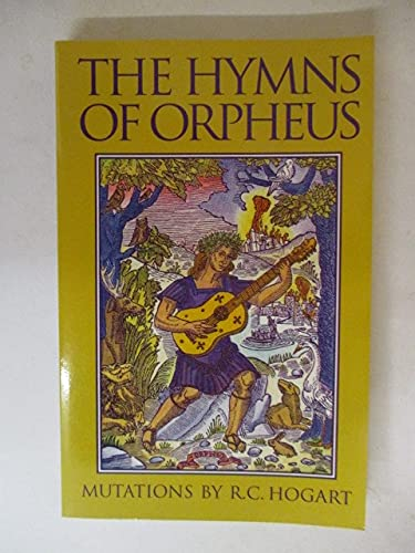 9780933999411: Hymns of Orpheus