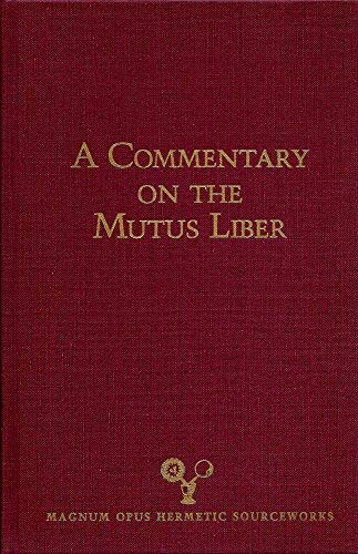 A Commentary on the Mutus Liber (Magnum: McLean, Adam