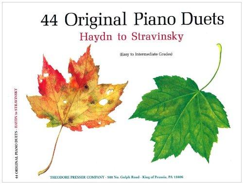 9780934009867: 44 Original Piano duets