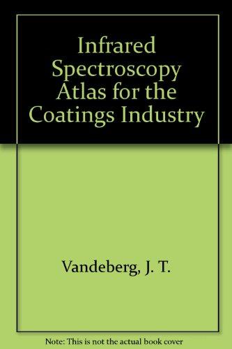 9780934010009: Infrared Spectroscopy Atlas for the Coatings Industry