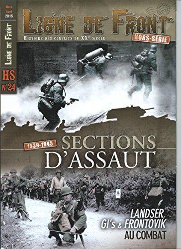 9780934011501: ligne de Front Section d'Assault Landser GI's Frontovik au combat