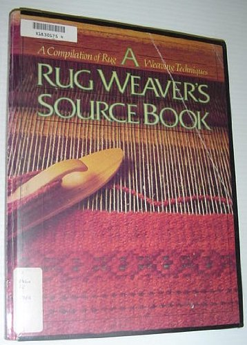 9780934026161: Rug Weaver's Source Book