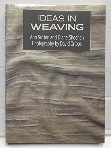 9780934026420: Ideas in Weaving