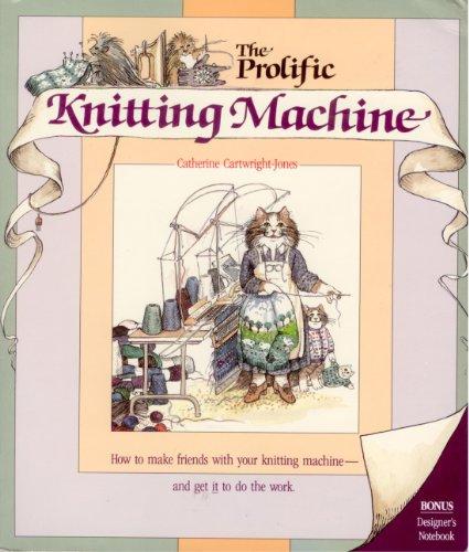 9780934026581: Prolific Knitting Machine