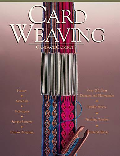Card Weaving: Crockett, Candace