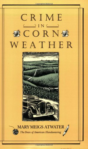 9780934026840: Crime in Corn-Weather