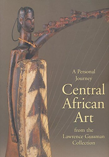 9780934032162: A Personal Journey: Central African Art from the Lawrence Gussman Collection