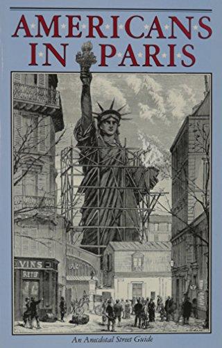 Americans in Paris. an Anecdot