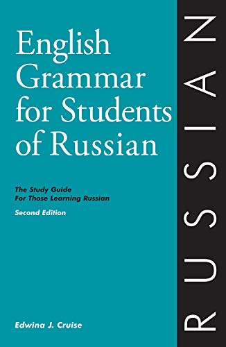 9780934034210: English Grammar for Students of Russian: The Study Guide for Those Learning Russian