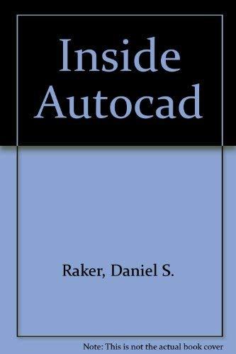 Inside AutoCAD: H. Rice; Daniel
