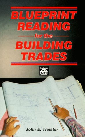 9780934041058: Blueprint Reading for the Building Trades