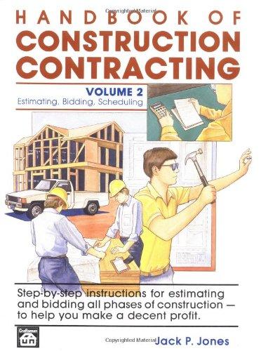 Handbook of Construction Contracting: