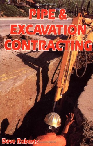 9780934041225: Pipe and Excavation Contracting