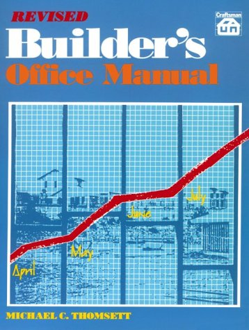9780934041270: Builder's Office Manual