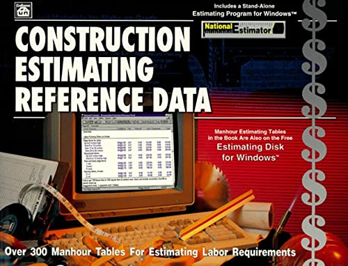 9780934041843: Construction Estimating Reference Data
