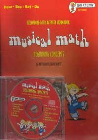 Musical Math: Beginning Concepts (0934042233) by Ruth White; David White